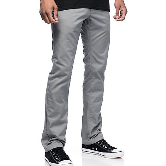 6f9bac9f2f03 Free World Pants | Drifter Slim Straight Nwt | Poshmark